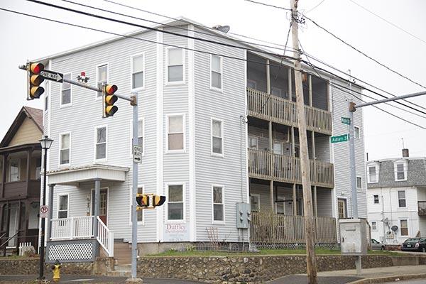 388 Auburn Street Apartments
