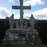 St. Joe's Cemetery Laconia-Statue